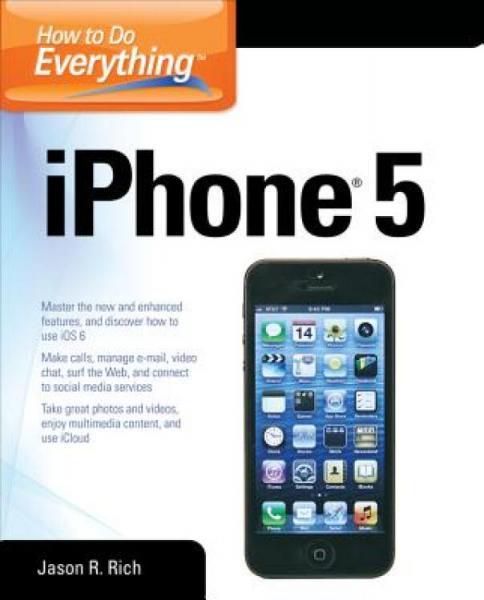 HowtoDoEverythingIphone5
