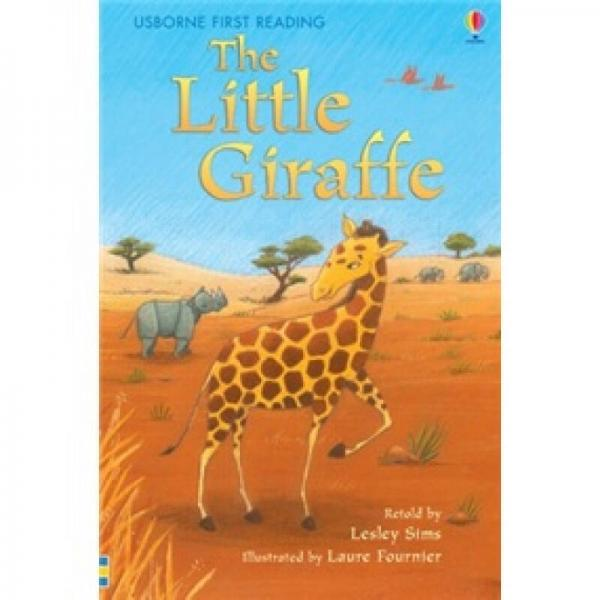The Little Giraffe 英文原版