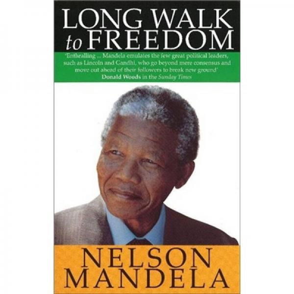 Long Walk to Freedom 漫漫自由路:曼德拉自传