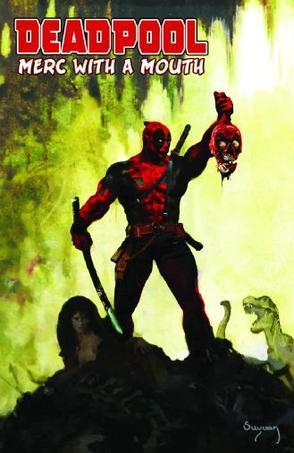 Deadpool:Merc With A Mouth Volume 1 - Head Trip TPB