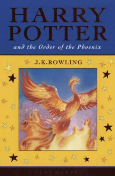 Harry Potter and the Order of Phoenix 哈利波特与凤凰社