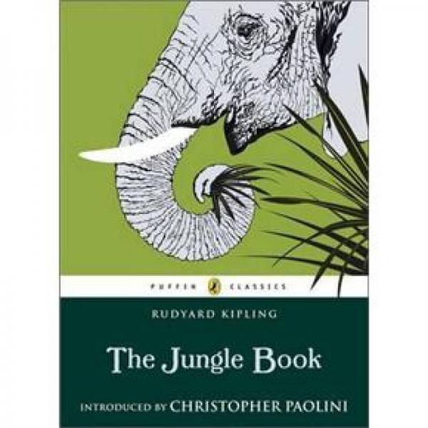 The Jungle Book (Puffin Classics)  森林王子1