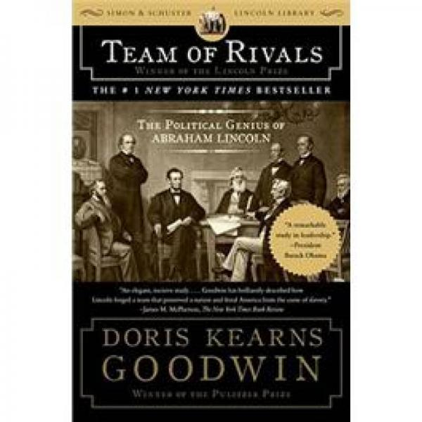 Team of Rivals: The Political Genius of Abraham Lincoln 林肯