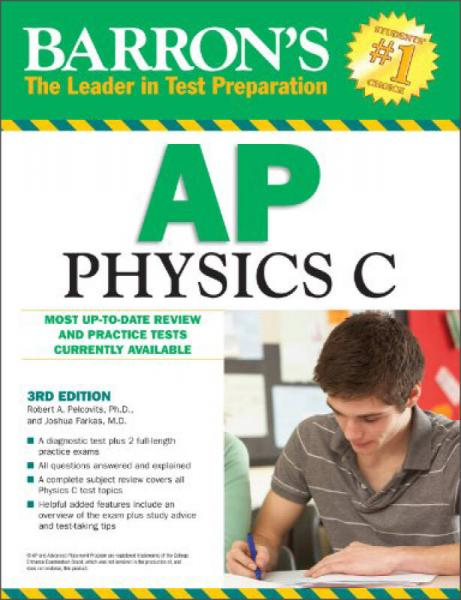 Barrons AP Physics C, 3rd Edition