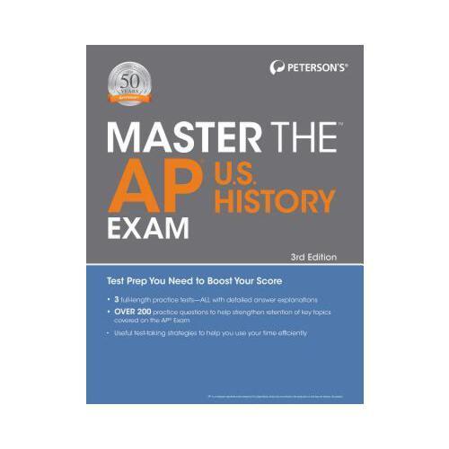 Master the AP U.S. History Exam