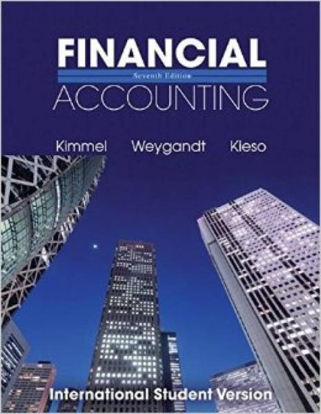 Financial Accounting: Tools For Business Decision Making, 7/E 英文原版