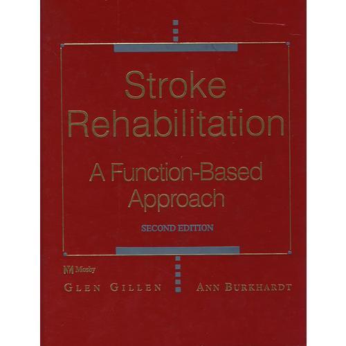 中风康复:功能恢复方法(第2版)Stroke Rehabilitation