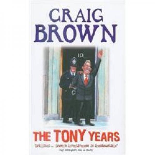 The Tony Years[平装]