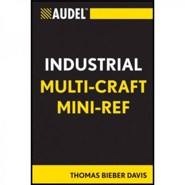 AudelTM Multi-Craft Industrial Reference