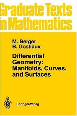Differential Geometry:Manifolds, Curves, and Surfaces