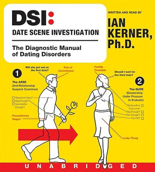 DSI-Date Scene Investigation CD