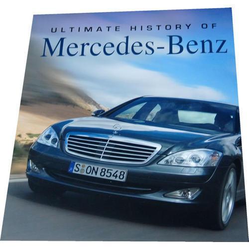 奔驰的历史:ultimate history of Mircedes Benz