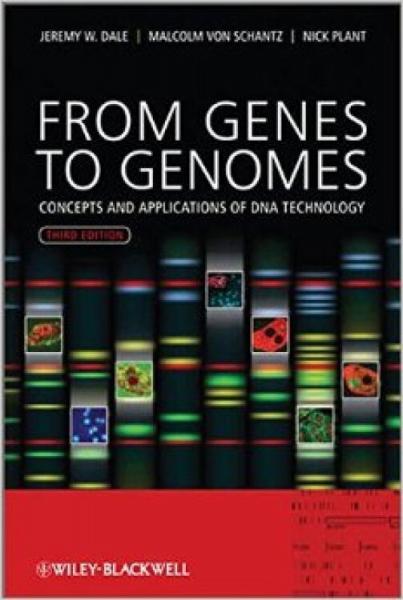FromGenestoGenomes:ConceptsandApplicationsofDNATechnology