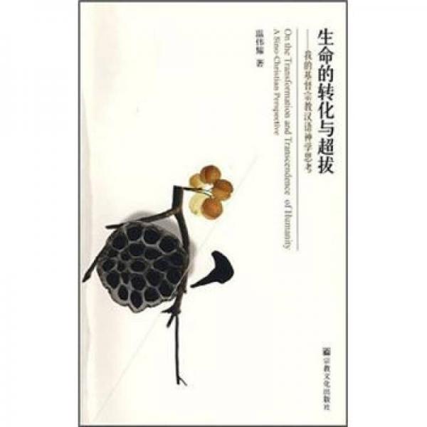 生命的转化与超拔:我的基督宗教汉语神学思考