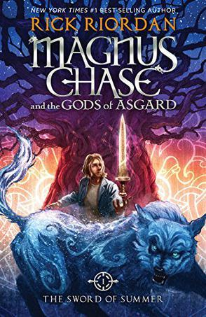 Magnus Chase and the Gods of Asgard, Book 1