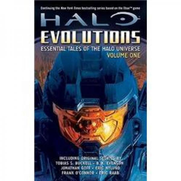 Halo: Evolutions Vol. II: Essential Tales of the Halo Universe