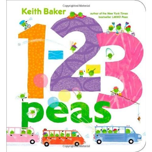 1-2-3 Peas小豆子的一、二、三
