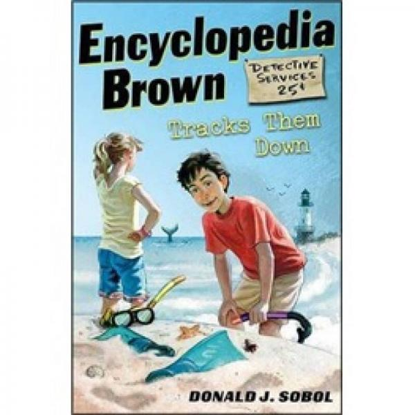Encyclopedia Brown: Tracks Them Down