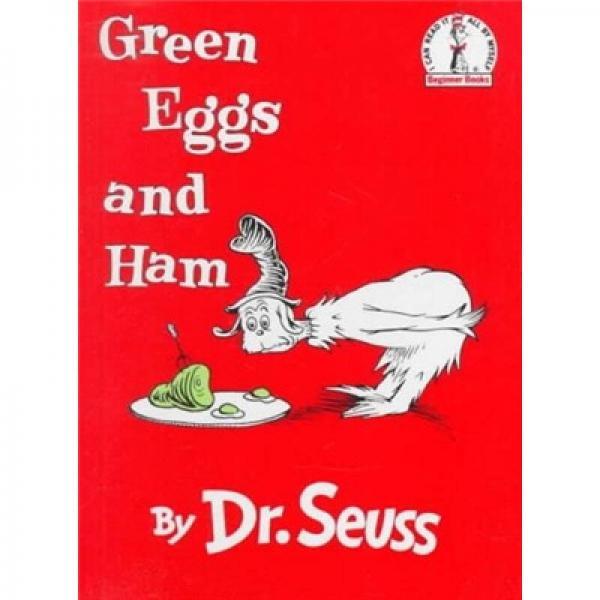 Green Eggs and Ham绿鸡蛋和火腿 英文原版