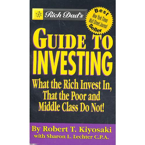 Rich Dads Guide to Investing 富爸爸投资指南