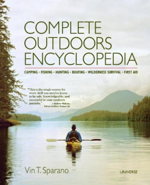 Complete Outdoors Encyclopedia  Camping, Fishing