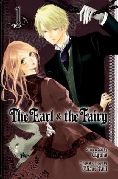 TheEarlandtheFairy,Volume1