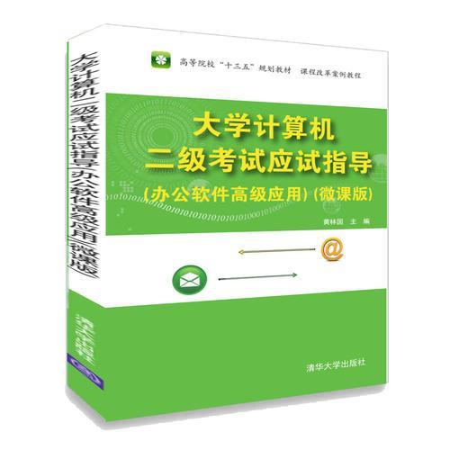 大学计算机二级考试应试指导(办公软件高级应用)(微课版)