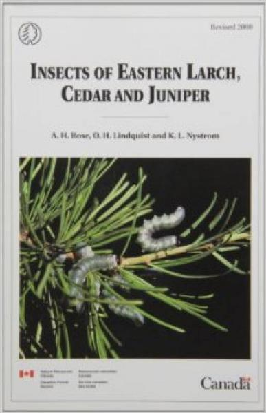 Insects of Eastern Larch, Cedar and Juniper: Rev