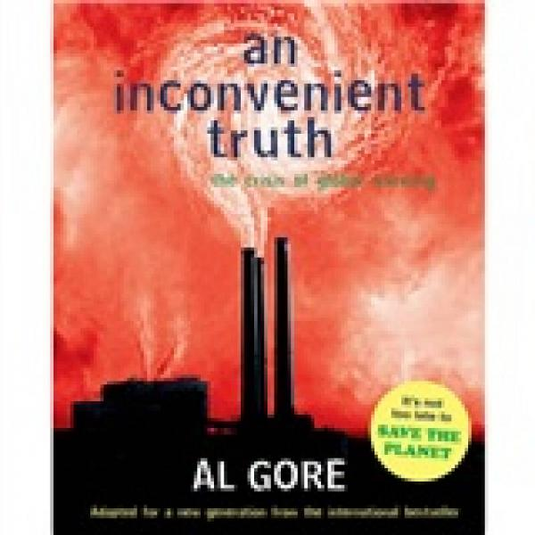 An Inconvenient Truth - Young Adult Edition地球环境污染报告