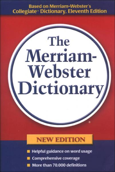 The Merriam-Websters Dictionary 韦氏词典