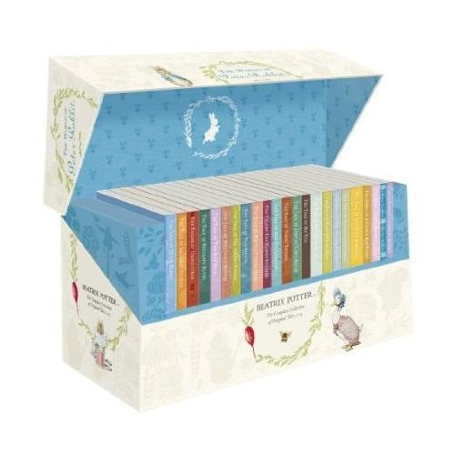 The World of Peter Rabbit-Complete Collection 1-23 彼得兔故事全集