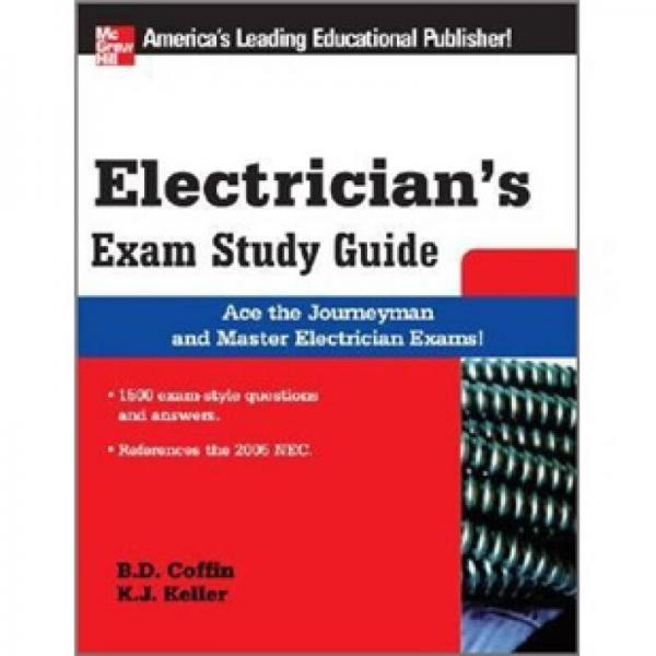 Electricians Exam Study Guide (McGraw-Hills Electricians Exam Study Guide)