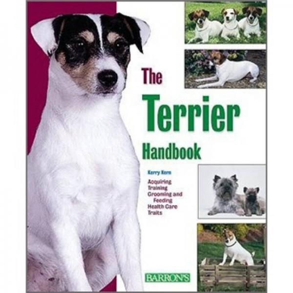 The Terrier Handbook (Barrons Pet Handbooks)