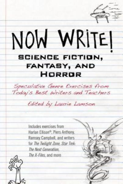NowWrite!ScienceFiction,FantasyandHorror