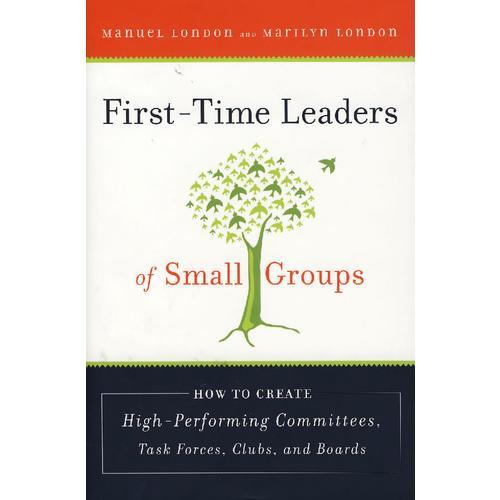 小集团的第一时间领导:如何创造高效委员会、特别工作组、俱乐部与董事会 First-Time Leaders