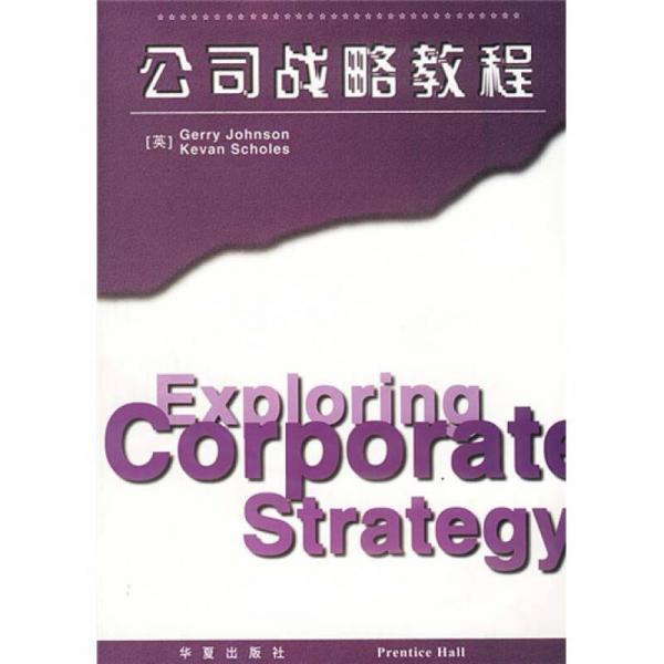 公司战略教程