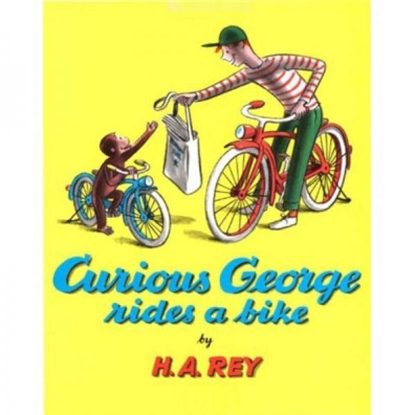 Curious George Rides a Bike  好奇猴乔治骑自行车