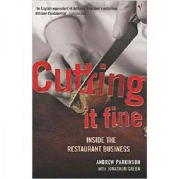 Cutting It Fine