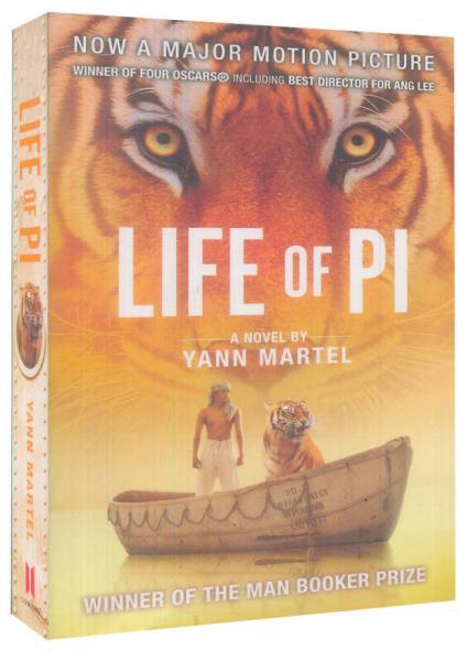 Life of Pi少年派的奇幻漂流