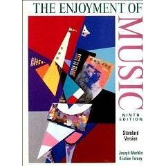 The Enjoyment of Music:An Introduction to Perceptive Listening (Shorter Version)