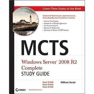 MCTS:WindowsServer2008R2CompleteStudyGuide