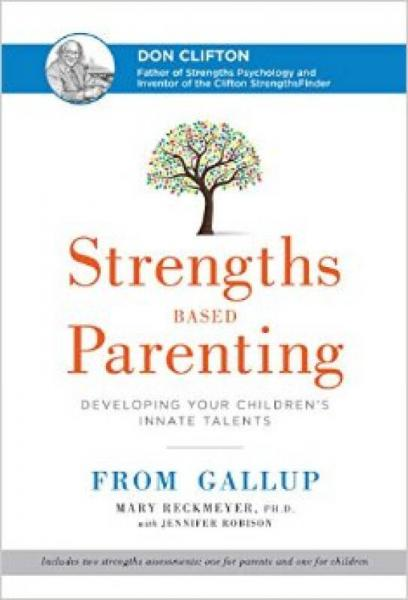 Strengths Based Parenting  Developing Your Child