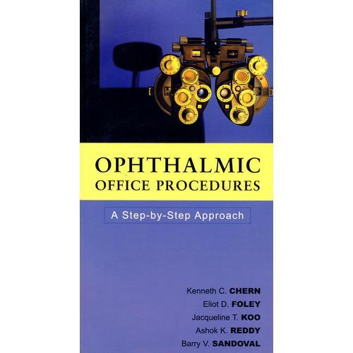 眼科诊所程序 Ophthalmic Office Procedurees