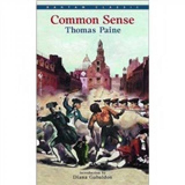 Common Sense托马斯·潘恩:常识
