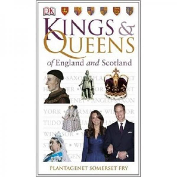 Kings Queens英国历代王朝系列