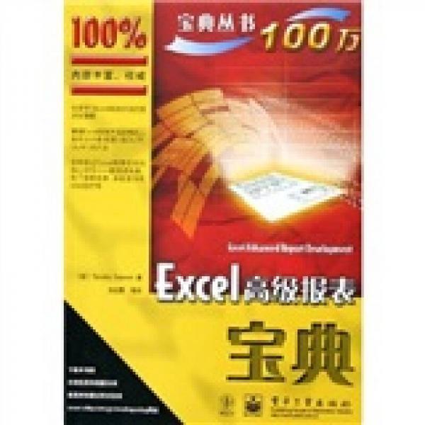 Excel高级报表宝典
