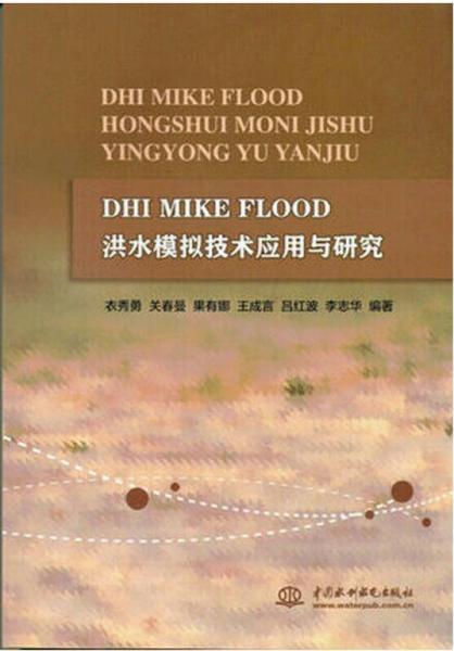 DHI MIKE FLOOD 洪水模拟技术应用与研究