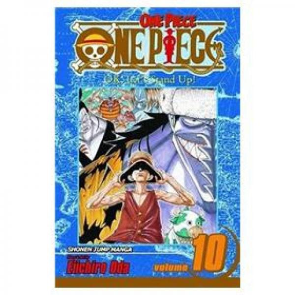 One Piece, Vol. 10