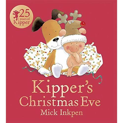 Kippers Christmas小狗卡皮的圣诞节
