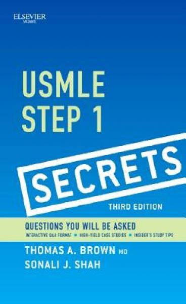USMLE Step 1 Secrets  美国执业医师执照考试第一步秘诀